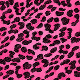 Leopard fur seamless scribble pattern. Royalty Free Stock Photos