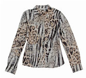 Leopard jacket Stock Photo