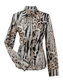 Leopard jacket Royalty Free Stock Photo