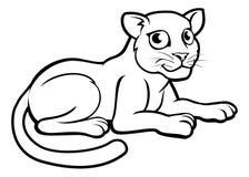 Leopard Jaguar or Panther Stock Images