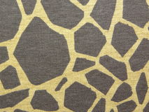 Leopard print fabric Royalty Free Stock Image