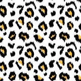 Leopard print stock illustration