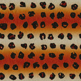 Leopard Seamless Skin stock photos