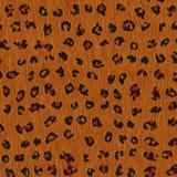 Leopard Seamless Skin stock image