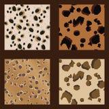 Leopard Spots Pattern-Wild - Illustration Stock Image