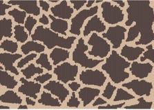 Leopardmodell Arkivfoto