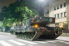 Leopardo 2A4 Fotografia Stock Libera da Diritti