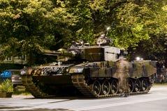 Leopardo 2A4 Fotografía de archivo libre de regalías