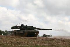 Leopardo 2A6 Immagini Stock