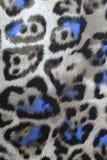 Leopardo de matérias têxteis Fotos de Stock Royalty Free