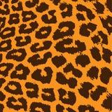 Leopardpelzmuster stock abbildung