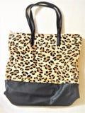 Leopardtasche Stockbilder