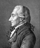 Leopold Friedrich Gunther von Goeckingk Stock Image