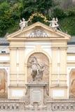 Leopold Horse Wash, Salzburg, Oostenrijk Stock Afbeelding