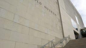 Leopold Museum In Vienna video d archivio