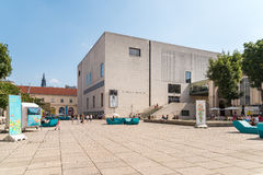 Leopold Museum In Vienna Stock Photography