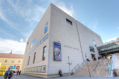 Leopold Museum, Vienna Royalty Free Stock Photography