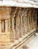 Lepakshi carvings Royaltyfria Foton