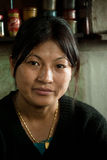 Lepcha Woman Royalty Free Stock Images