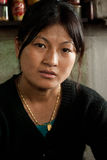 Lepcha Woman Royalty Free Stock Photos