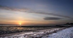 lepe χωρών ηλιοβασίλεμα πάρκω Στοκ φωτογραφίες με δικαίωμα ελεύθερης χρήσης