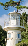 Lepe beach Light house Stock Photography