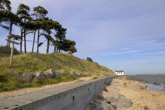 Lepe-Küstenvorland Stockfoto