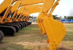 Lepel 1 van de bouw Stock Fotografie