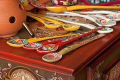 Lepels Royalty-vrije Stock Foto's