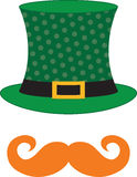 Leprechan Hat Stock Image