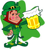 Leprechaun Royalty Free Stock Photography