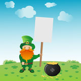 Leprechaun Fotos de Stock Royalty Free