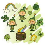 Leprechaun Royalty Free Stock Images