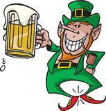 Leprechaun 2 Royalty Free Stock Photography