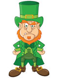Leprechaun Stock Photography