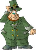 Leprechaun 3 Stock Photography