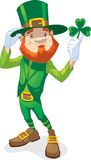 Leprechaun Obraz Royalty Free