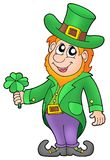 Leprechaun Foto de Stock Royalty Free