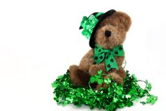 Leprechaun Bear Stock Photos