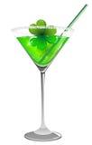 Leprechaun drink Stock Photography