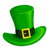 Leprechaun hat. Vector illustration. Royalty Free Stock Image