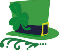 Leprechaun Hat Royalty Free Stock Photo