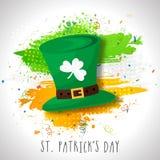 Leprechaun Hat for St. Patrick's Day celebration. Royalty Free Stock Photography