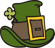 Leprechaun Hat Stock Photography