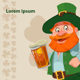 Leprechaun3 Royalty Free Stock Photo