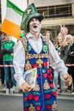 Leprechaun irlandés foto de archivo libre de regalías
