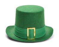 Leprechaun kapelusz Fotografia Stock