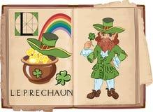 Leprechaun Stock Photo