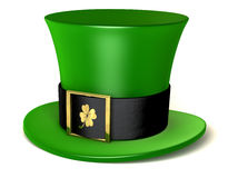 Leprechaun Shamrock Hat Stock Image