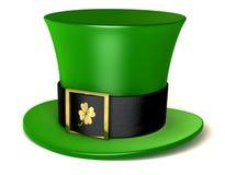 Leprechaun Shamrock Hat Stock Image